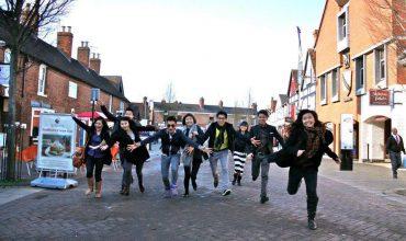 Nhà ở cho du học sinh Anh Quốc