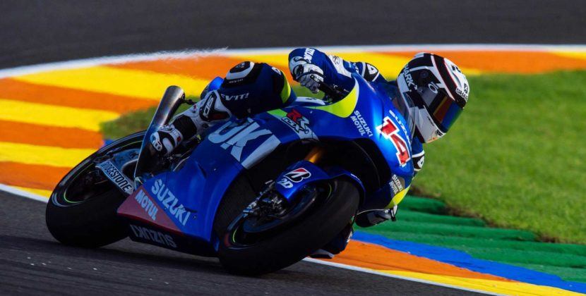 Iannone wasting his talent in 2017 MotoGP