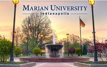 Cơ hội học bổng 100% tại trường Marian University, bang Indiana Mỹ
