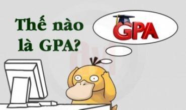 GPA là gì ?  Tầm quan trọng của GPA trong việc săn học bổng du học Mỹ – phần 1