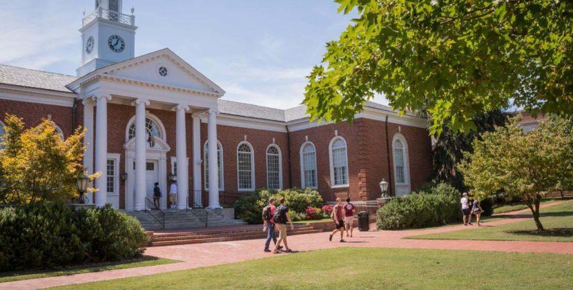 Học trường Đại học Longwood ở Mỹ mở rộng cơ hội thực tập, nghề nghiệp