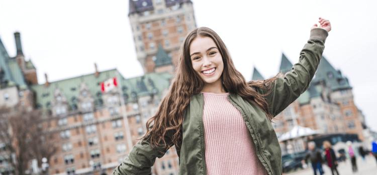 Điều kiện để làm việc ở Canada khi đi du học xong