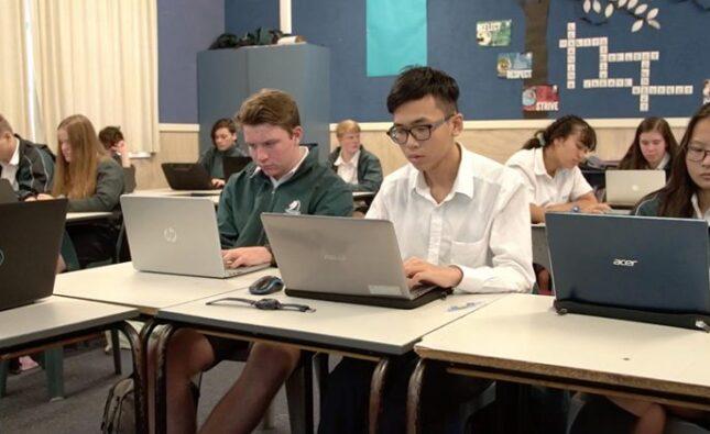 New Zealand xuất hiện trường trung học trực tuyến (online) đầu tiên