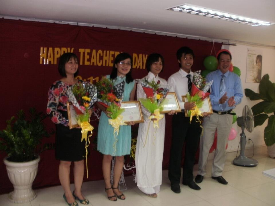 Chứng chỉ nghiệp vụ sư phạm quốc tế ở TPHCM